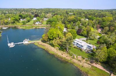 Manchester, Essex Single Family Home For Sale: 3 Norton's Point