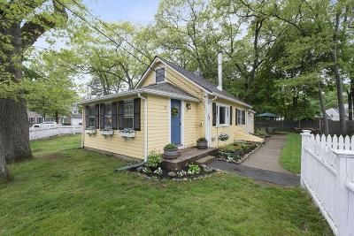 Natick Single Family Home For Sale: 17 Evergreen Rd
