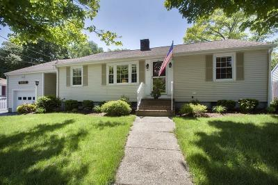 Braintree Single Family Home For Sale: 367 Pearl St