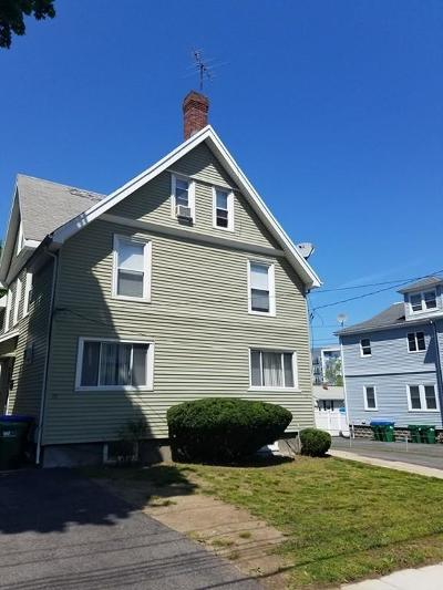 Medford Multi Family Home Under Agreement: 13 4th St