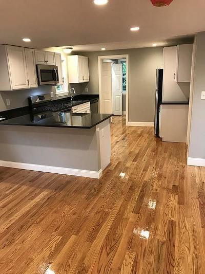 Braintree Single Family Home For Sale: 40 Dewey Rd