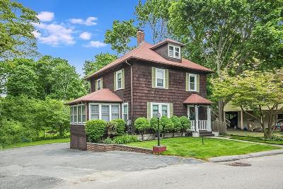 Single Family Home Under Agreement: 41 Chestnut St