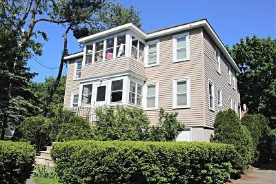 Wakefield Multi Family Home Contingent: 12 Wiley Pl