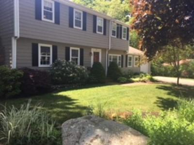 Scituate Single Family Home Under Agreement: 37 Edith Holmes Dr