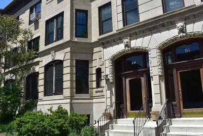 Brookline Condo/Townhouse Under Agreement: 93 Marion St #7