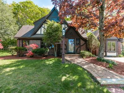Malden, Medford, Melrose Single Family Home For Sale: 62 Glen Street