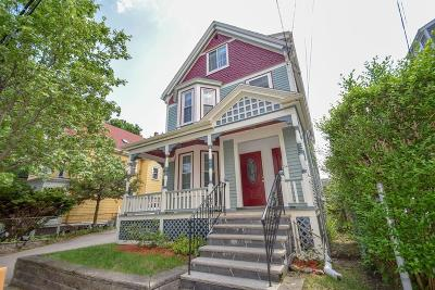Condo/Townhouse Under Agreement: 24 Evergreen St #2
