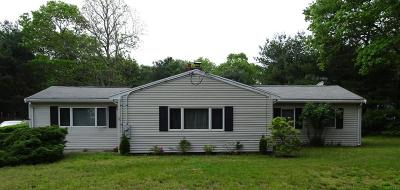 Plymouth Single Family Home For Sale: 9 South Meadow Rd