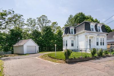 Quincy Multi Family Home Under Agreement: 13 Oakridge Rd