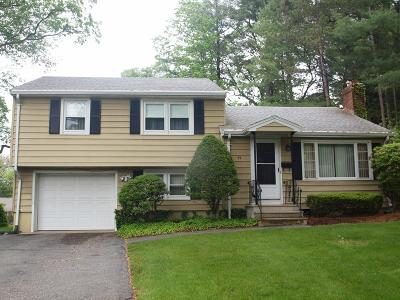 Peabody Single Family Home Contingent: 41 Winona St