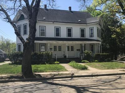 Hudson Multi Family Home Under Agreement: 76 Central St