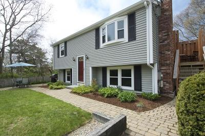 Plymouth Single Family Home Contingent: 22 Falmouth Rd