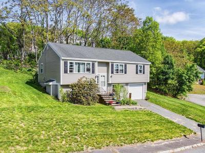 Woburn Single Family Home Under Agreement: 2 Fox Rd