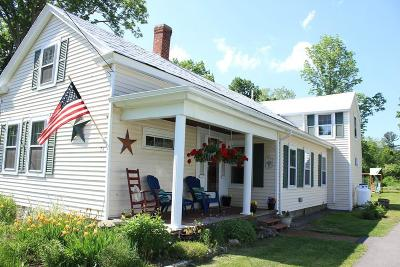 Middleboro Single Family Home Under Agreement: 74 Plymouth Street