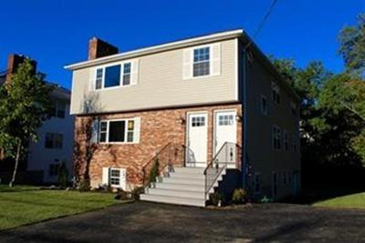 Newton Condo/Townhouse Under Agreement: 4-1 Bryon Road #1
