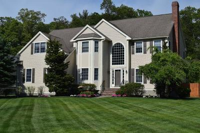 Lynnfield MA Single Family Home Under Agreement: $1,149,999
