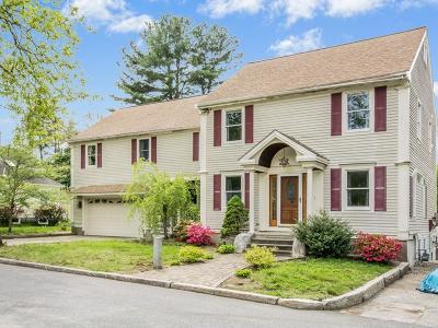 Maynard Single Family Home Under Agreement: 25 O'moore Avenue