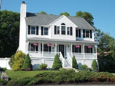 Woburn Single Family Home Under Agreement: 6 Arnold St