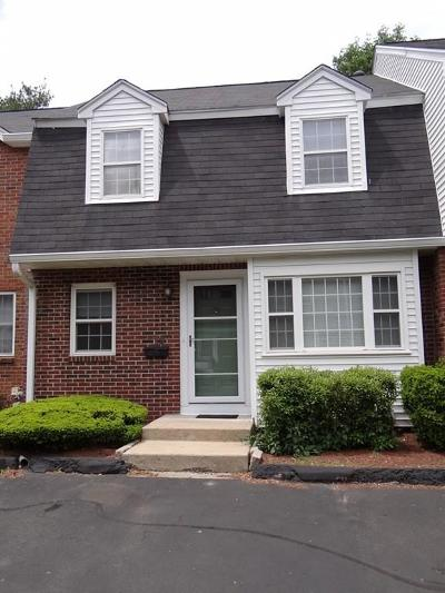 Canton Condo/Townhouse Under Agreement: 19 Meyer Ter #19