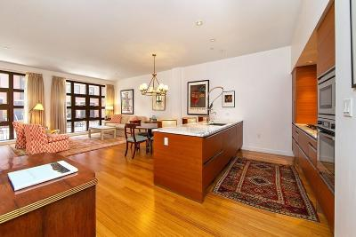 Condo/Townhouse For Sale: 7 Warren Ave #6