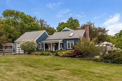 Scituate Single Family Home Under Agreement: 5 Marthas Ln