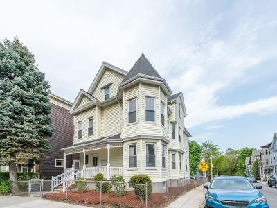 Multi Family Home Under Agreement: 204 South St