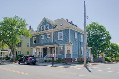Beverly Condo/Townhouse Under Agreement: 354 Cabot St #3