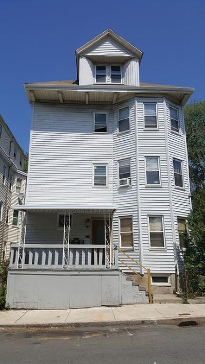 MA-Suffolk County Multi Family Home For Sale: 9 Harvard Ave
