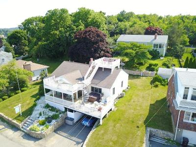 Weymouth Single Family Home Under Agreement: 94 Great Hill Dr