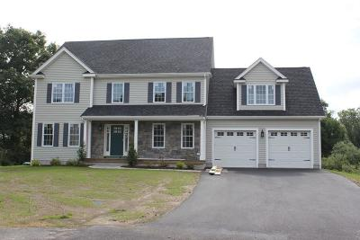 Attleboro Single Family Home For Sale: Lot 8 Ashden Court