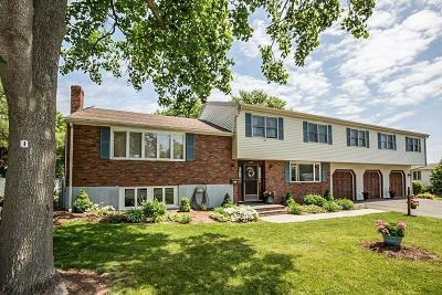 Braintree Single Family Home Contingent: 109 Burroughs Rd