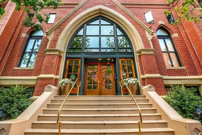 Condo/Townhouse Under Agreement: 2 Clarendon St #209