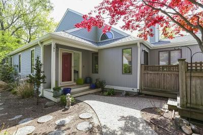Wayland Condo/Townhouse Under Agreement: 22 Hillside Drive #22