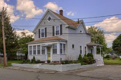 Peabody Single Family Home For Sale: 2 Fenton Street