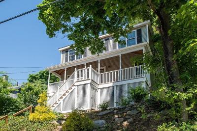 Braintree Single Family Home Contingent: 60 Edgehill Road