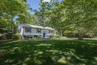 Middleboro Single Family Home Under Agreement: 2 Claire Terrace