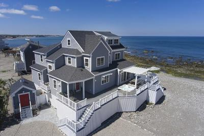 Scituate Single Family Home For Sale: 55 Seaside Rd
