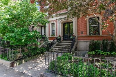 Condo/Townhouse Under Agreement: 28 Commonwealth Ave #3