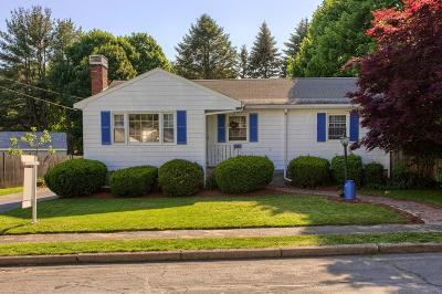 Wakefield Single Family Home Under Agreement: 6 Daniel Rd