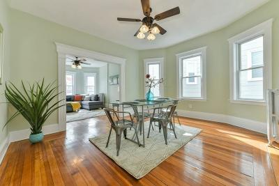MA-Suffolk County Multi Family Home For Sale: 89 Train Street