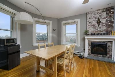 Condo/Townhouse Price Changed: 583 Massachusetts Ave #5