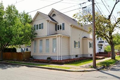 Peabody Single Family Home Under Agreement: 20 State Street Extension