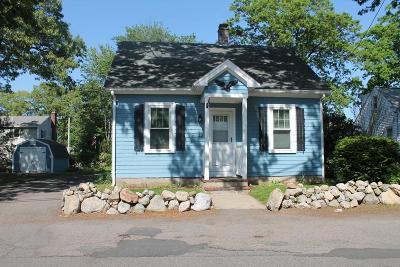 Saugus Single Family Home Under Agreement: 42 Fairmount Ave.