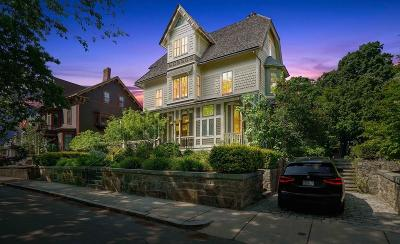 Single Family Home Under Agreement: 40 Greenough Avenue