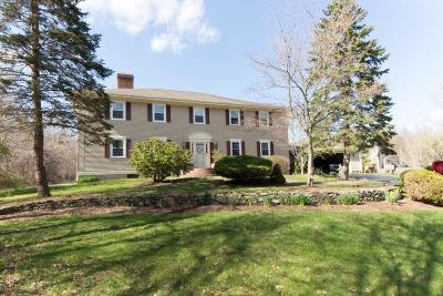 Brockton Single Family Home For Sale: 1205 W Elm Street Ext