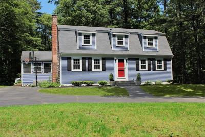 Hingham Single Family Home Price Changed: 3 Devon Terr