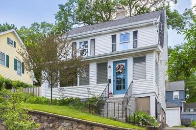 Arlington MA Single Family Home Under Agreement: $599,900