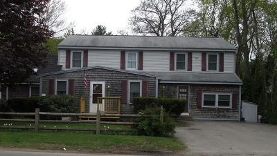 East Bridgewater Single Family Home Price Changed: 75 Washington Street