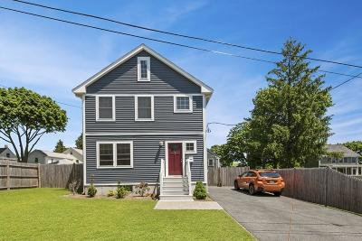 Peabody Single Family Home Contingent: 3 Coolidge Rd