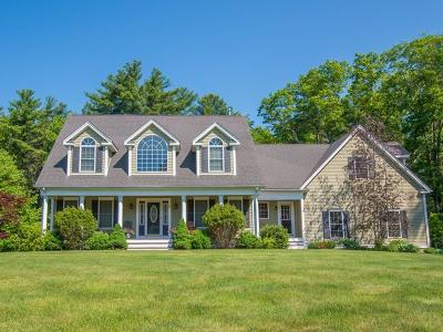East Bridgewater Single Family Home Under Agreement: 49 Christina Dr